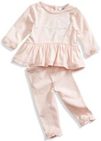 GUESS Love Tunic and Leggings Set (0-9m)