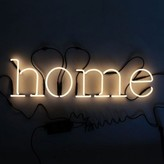 Graham and Green Neon Home Art Light