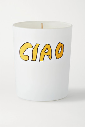 Bella Freud Ciao Scented Candle, 190g - White