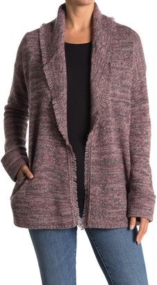 360 Cashmere Holly Wool & Cashmere Blend Cardigan