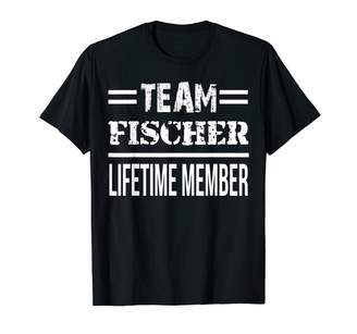 Fischer Team Lifetime Member T-Shirt