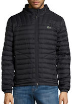 Lacoste Lightweight Quilted Puffer Jacket