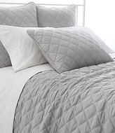 Pine Cone Hill Quilted Silken Sateen Coverlet