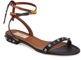Valentino Women's Lace-Up Sandal