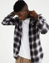 American Eagle Outfitters AE Plaid Flannel Shirt