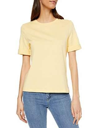 Tommy Hilfiger Women's Verity C-NK TOP SS T-Shirt,Large