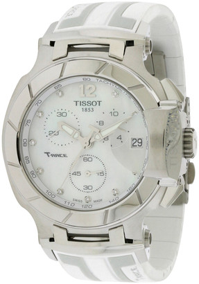 Tissot Women's Rubber Watch