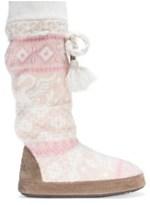Muk Luks Women's Angie Boot Slipper