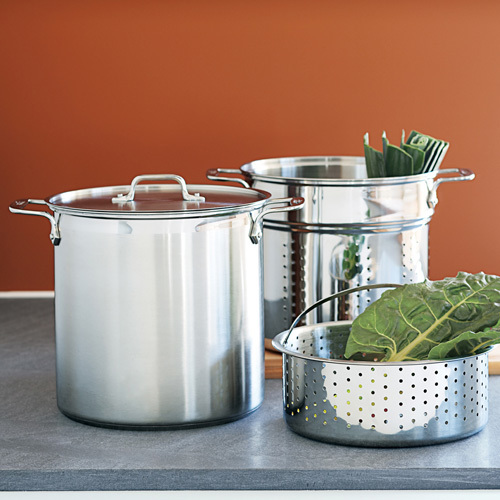 All-Clad Stainless-Steel 12-Quart Multicooker