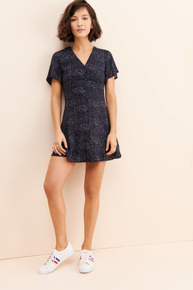 Daisy Street Galaxies Mini Dress