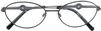 Pierre Cardin Round-Frame Glasses