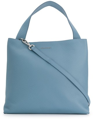 Orciani Jackie leather tote