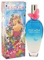 Escada Turquoise Summer by for Women - Eau De Toilette Spray 100 ml