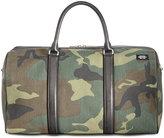Jack Spade Men's Camo Duffel Bag