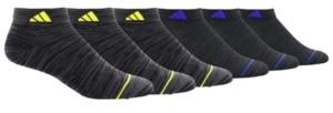 adidas Little & Big Boys 6-Pack Superlite No-Show Socks