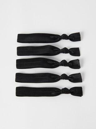 Kitsch 5-Pack Solid Hair Ties