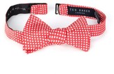 Ted Baker Men's Picadilly Dot Silk Bow Tie