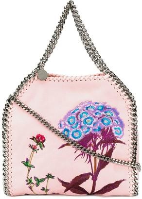 Stella McCartney small floral Falabella tote