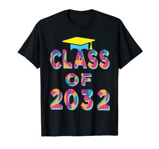 with me. 1st Day Of Kindergarten Shirt Co. Class Of 2032 Grow First Day Of Kindergarten T-Shirt