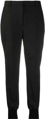 3.1 Phillip Lim Tapered Leg Tailored Trousers