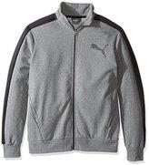 Puma Men's Cb P48 Core Track Jacket Fleece