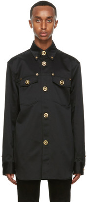Versace Black Medusa Shirt