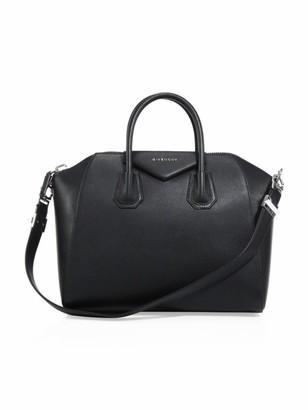 Givenchy Medium Antigona Leather Satchel