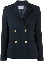 Dondup double-breasted fitted blazer