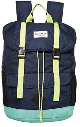 Burton Outing 17L Backpack (Little Kids/Big Kids) (Dress Blue) Backpack Bags