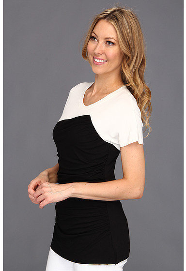 Vince Camuto Color Block Tee
