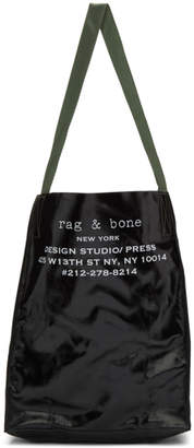 Rag & Bone Black 425 Packable Tote