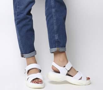 Fornarina Super 20 Sandals White