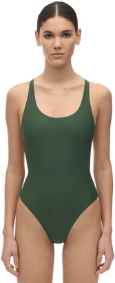 JADE SWIM Asterik Lycra One Piece Swimsuit
