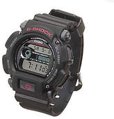 Casio G-Shock Classic Watch with Black Resin Band