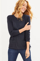 J. Jill Two-Pocket Pullover