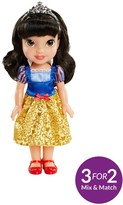 Disney Princess My First Disney Toddler Snow White