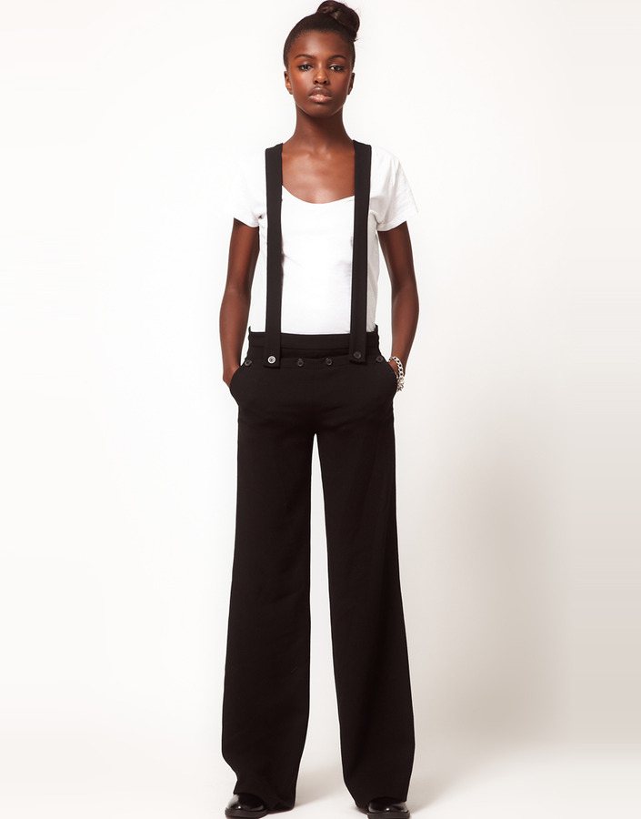 Lulu & Co and Co Studio Sailor Pant