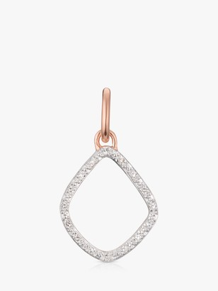 Monica Vinader Riva Kite Diamond Charm