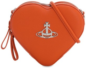 Vivienne Westwood Johanna Heart Crossbody Bag