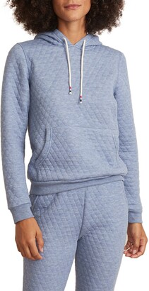 Marine Layer Corbet Quilted Hoodie