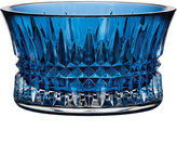 Waterford Crystal Lismore Diamond Sapphire Nut Bowl