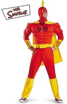 Disguise The Simpsons Radioactive Man Classic Muscle Adult Costume