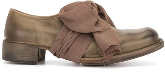 Cherevichkiotvichki Worn-Effect Loafers
