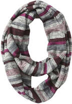 Joe Fresh Women's Pattern Circle Scarf, Fuchsia (Size O/S)