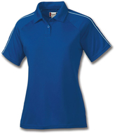 Clique Royal Blue Canberra Lady Polo - Plus Too