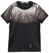 Nike Black Pro Hypercool Graphic Baselayer Top