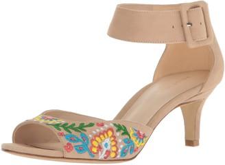 Pelle Moda Women's BERLIN2 Heeled Sandal