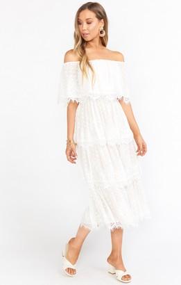 Show Me Your Mumu Lana Midi Dress