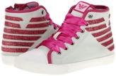 Armani Junior T1545 BP (Little Kid/Big Kid) (Royal Purple) - Footwear