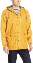 Izod Men's Water Proof Rain Slicker Jacket